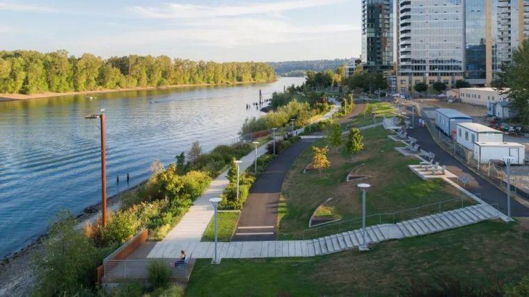 全球7个高颜值海绵城市河道修复经典案例