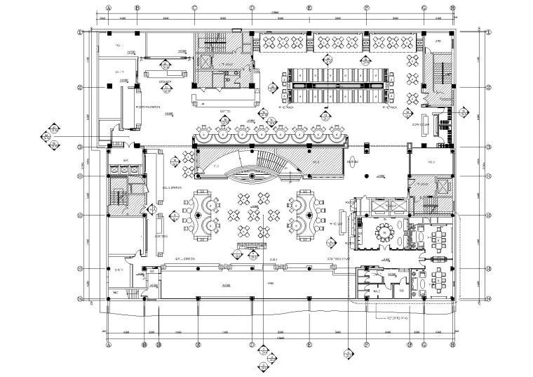 施工图 项目位置:北京 设计风格:现代风格 图纸格式:天正7,cad2000图片