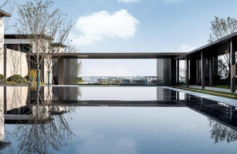 [浙江]万科中式风格住景观方案设计