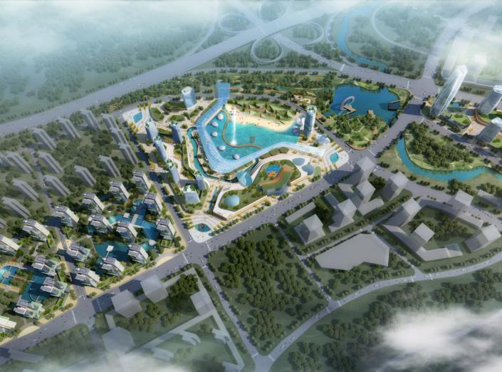 宝能桂林旅游综合体项目规划设计方案文本
