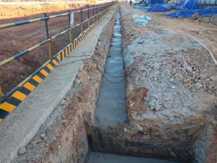 坡面排水沟加固水土保持方案
