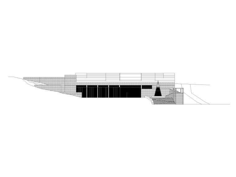 地上2层财政博物馆设计方案图CAD(含效果图)