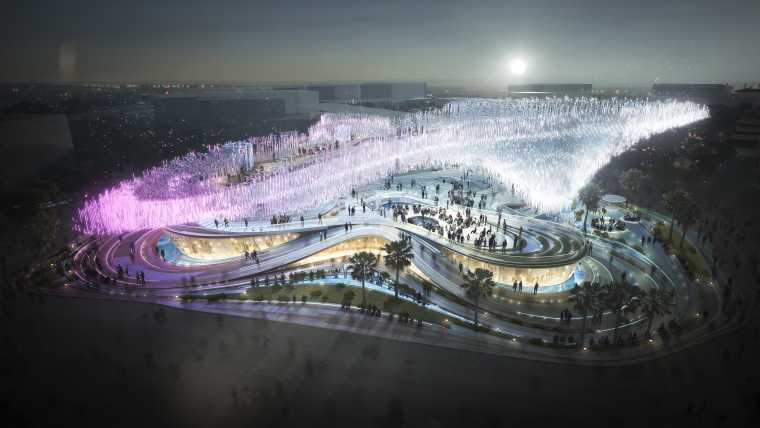 10 DESIGN 为博览会展馆提出创新的设计构想