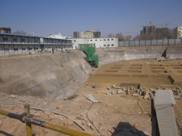 商业建筑岩土工程勘察详细报告