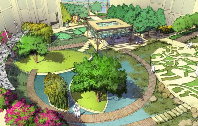 欧陆风格住宅概念方案设计