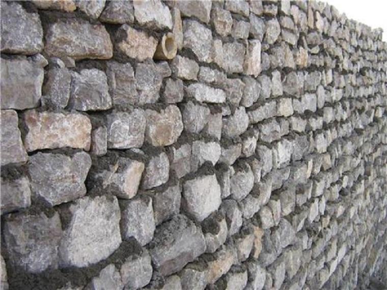 浆砌毛石重力式挡土墙施工方案