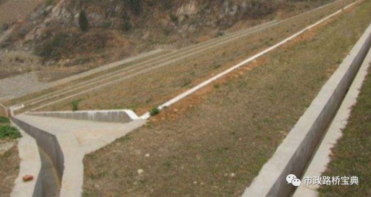 路基排水工程施工重点