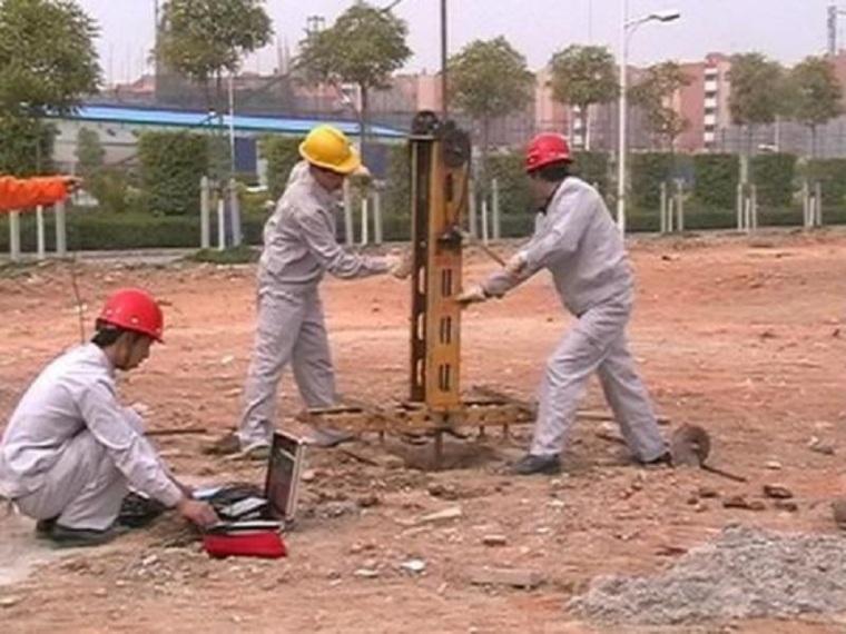 剪力墙结构住宅楼岩土工程勘察报告