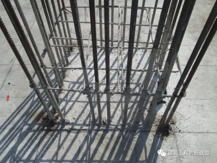 提升高支模框架结构钢筋施工质量看这个项目
