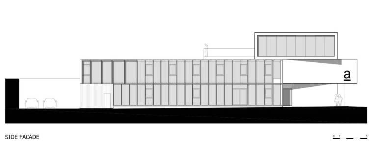 比利时阿夸德法律事务所-Akurad_side_facade