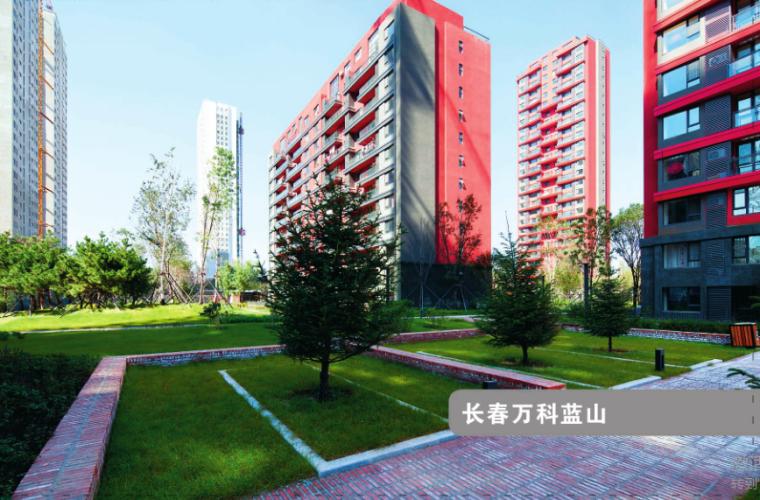 最新居住区景观设计-3-长春知名地产蓝山