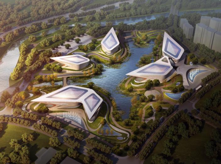 沐川文化中心概念设计方案文本