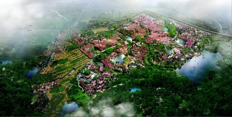 [四川]泸州特色农业城乡统筹发展规划方案