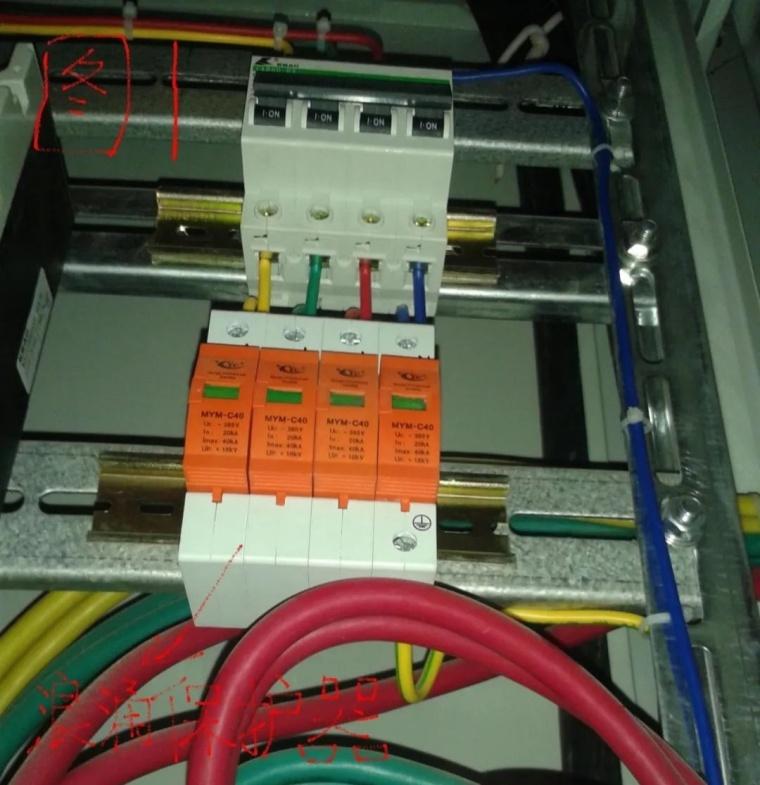 us系列变频器说明书资料下载-浪涌保护器(SPD)的设计要点和选择