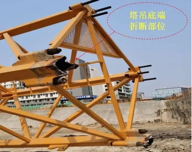 2死3伤,深圳一在建工地发生塔吊倒塌事故_2