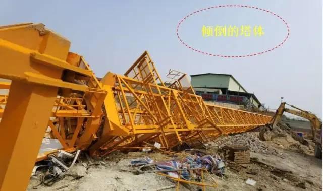 2死3伤,深圳一在建工地发生塔吊倒塌事故_3