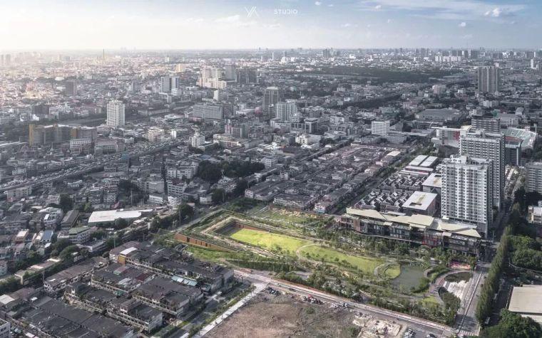 曼谷最大抗洪雨水公园,真的可以抵抗洪水吗