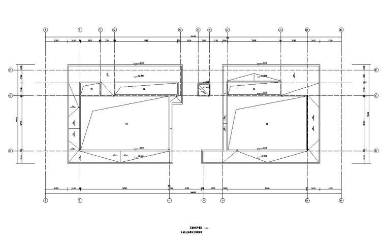 三梯六户三房两厅两卫+三房两厅一卫户型