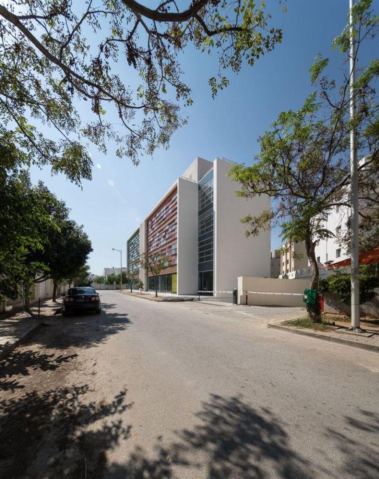 突尼斯Vitalcube医疗办公室大楼-VITALCUBE_Img_(7)