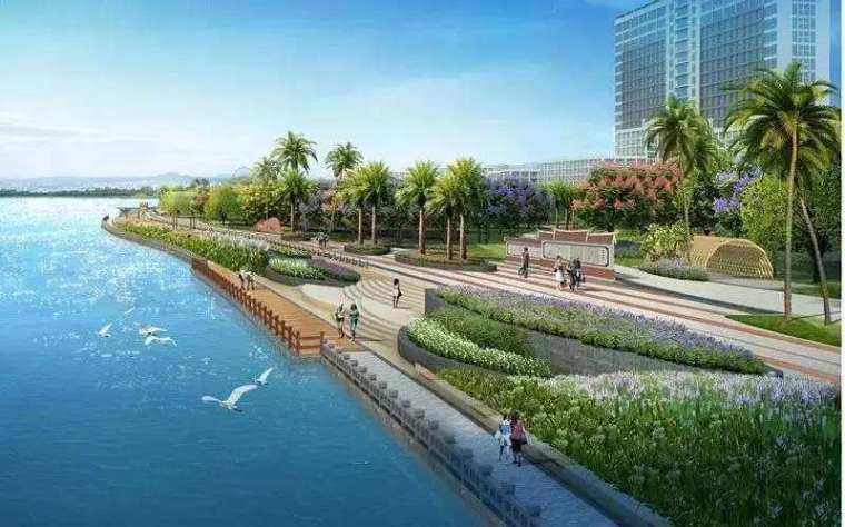 房地产景观设计之水系景观讲解
