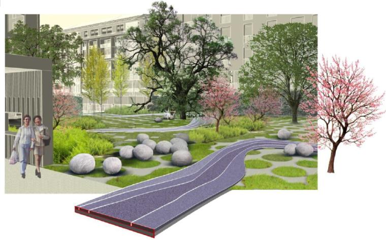 [北京]中式传统风格高端居住区景观设计方案