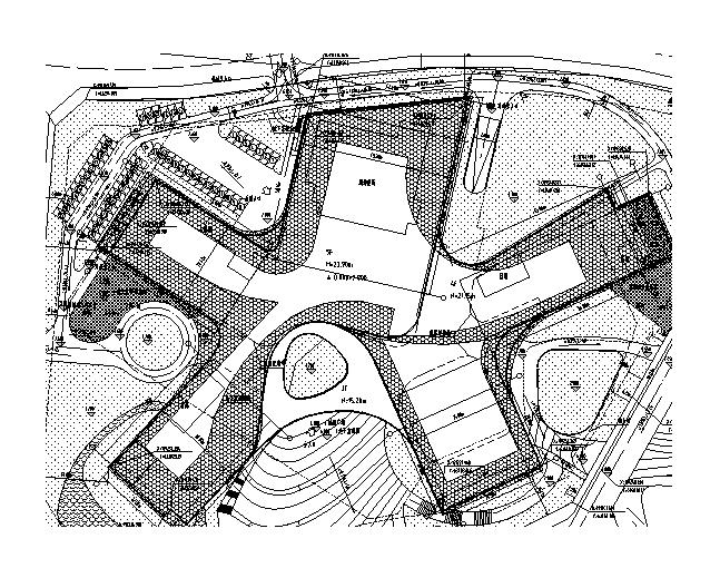 青少年宫建筑图纸资料下载-青少年宫地基处理和基坑支护图纸及方案