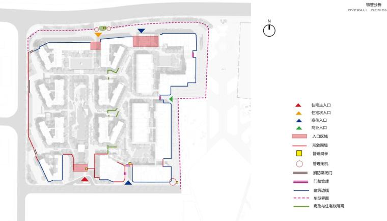 [海南]现代都市气息大都会景观方案文本-物管分析