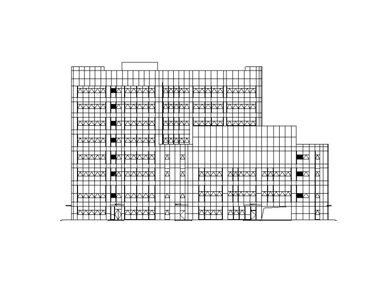 办公大楼电气工程清单控制价编制项目
