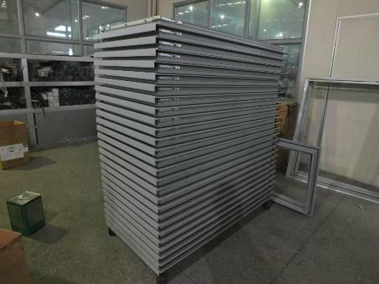 [北京]框架结构研发中心工程幕墙施工方案