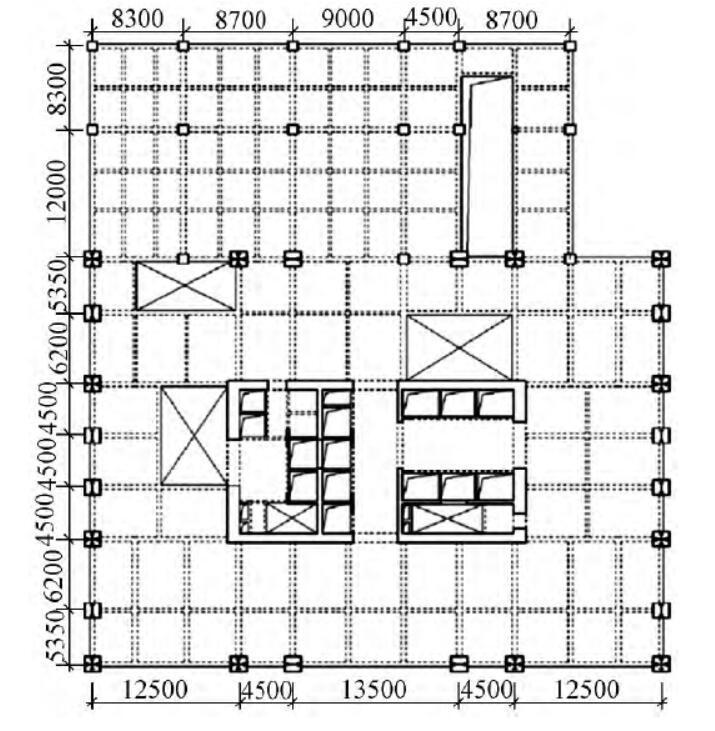昆明某高层建筑消能减震设计