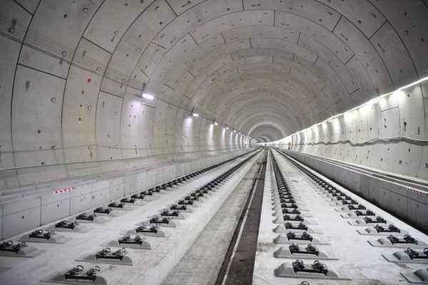 [湖南]铁路隧道工程监理规划(205页)