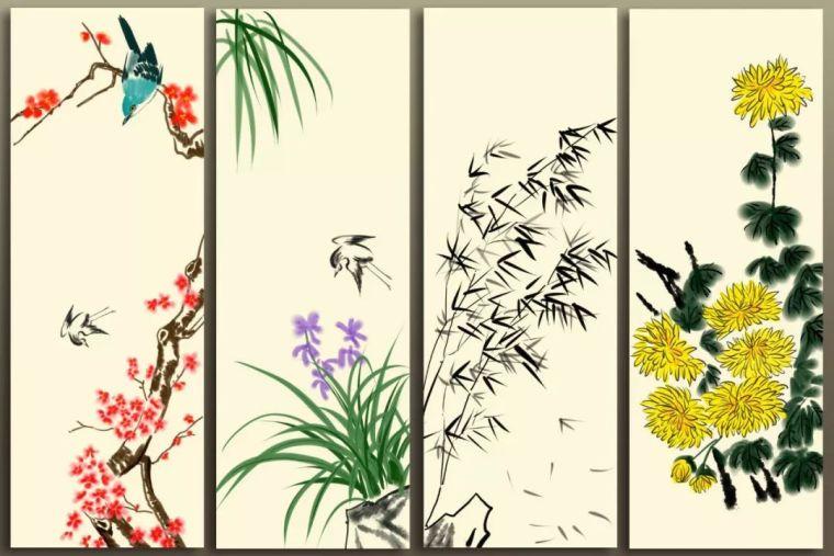 中国古典园林里的那些经典植物组合
