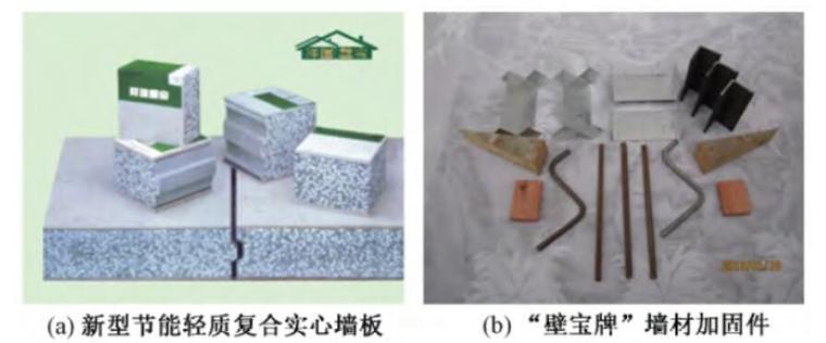 墙板与框架梁柱间连接方式对结构抗震性能