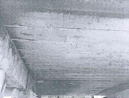 预应力梁板火灾后检测评估与加固设计