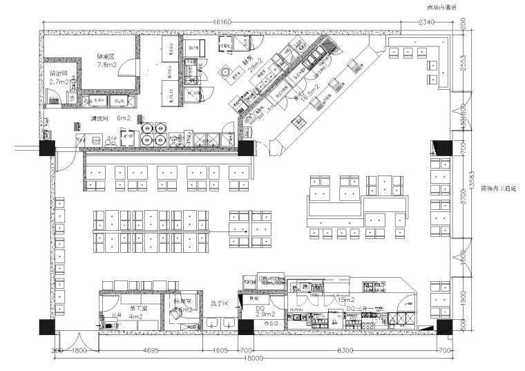 资料内容包含:cad施工图(图纸目录,施工图设计说明,平面图,立面图图片