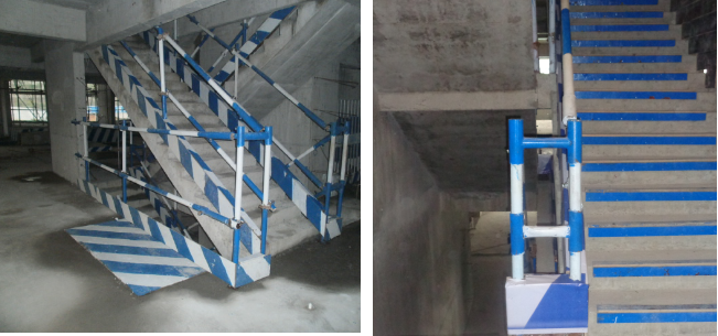13楼梯临边防护