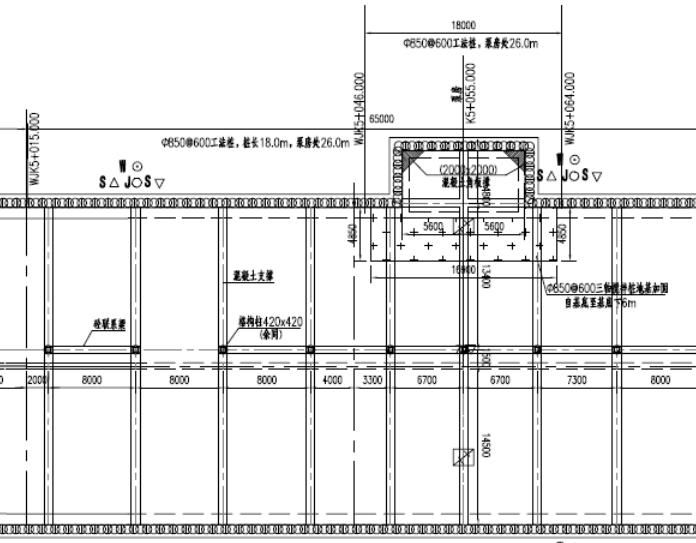 快速路基坑开挖及支护工程安全专项施工方案
