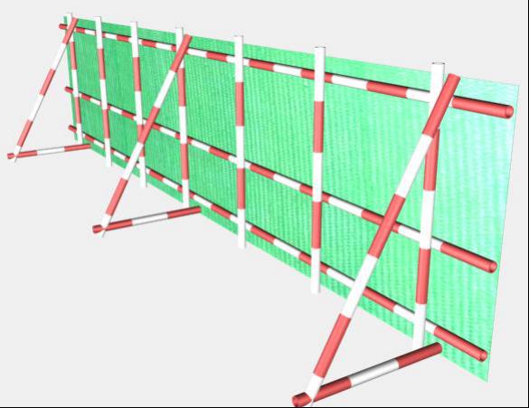 49防护栏杆斜撑的设置