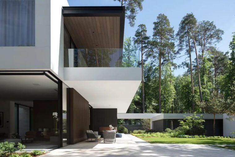 国外的超级别墅,都喜欢这样设计!_6