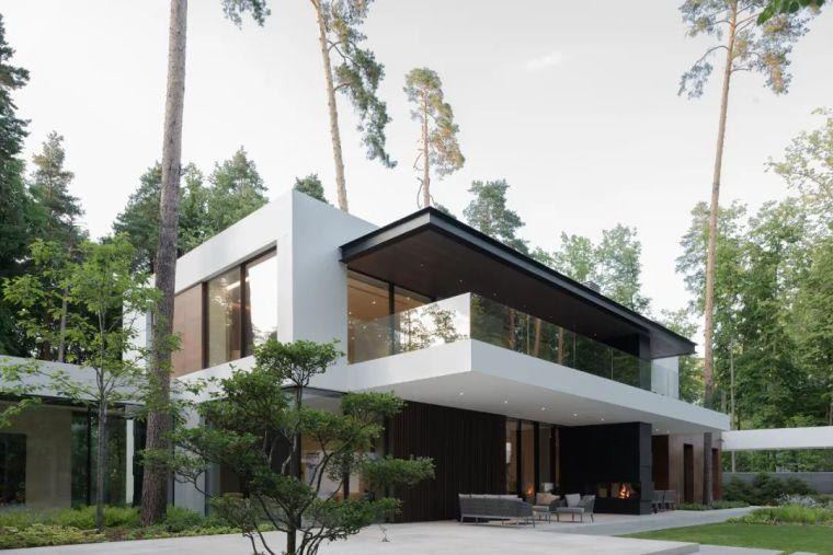 国外的超级别墅,都喜欢这样设计!_10