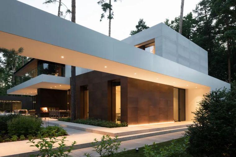 国外的超级别墅,都喜欢这样设计!_16