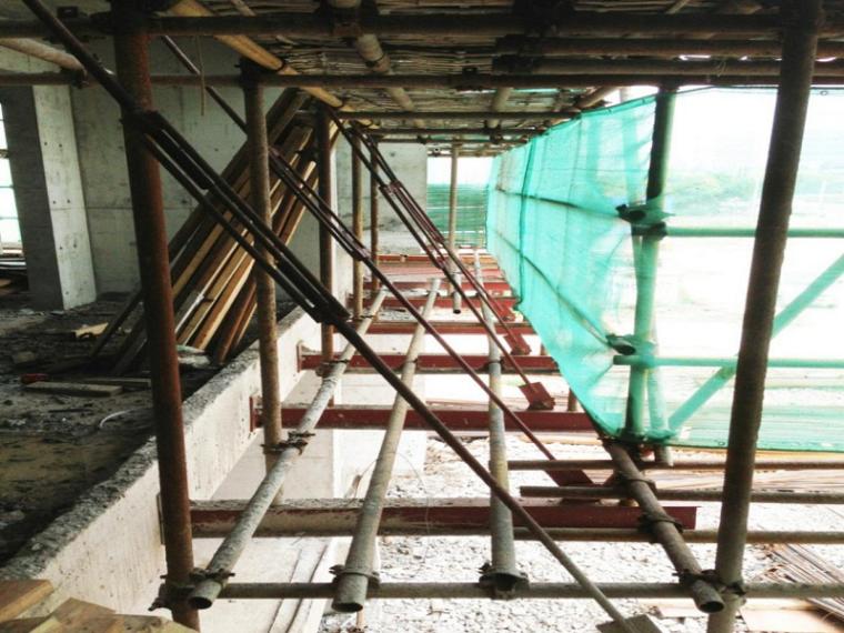 组合式悬挑脚手架专项施工方案(2017年)