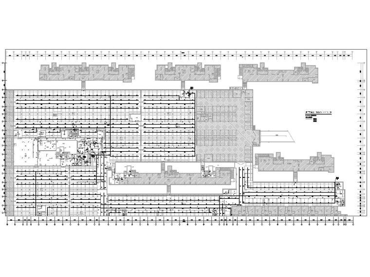 [无锡]某地块项目地下室电气施工图