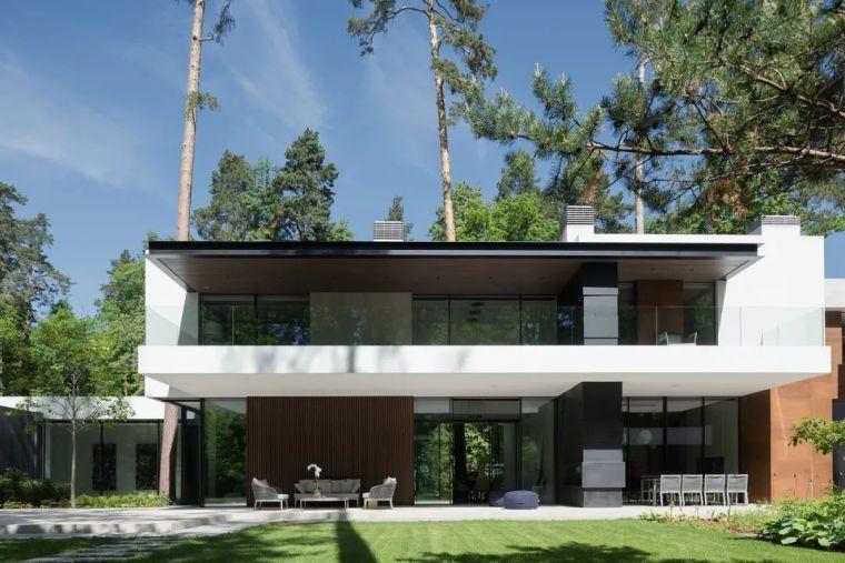 国外的超级别墅,都喜欢这样设计!_4