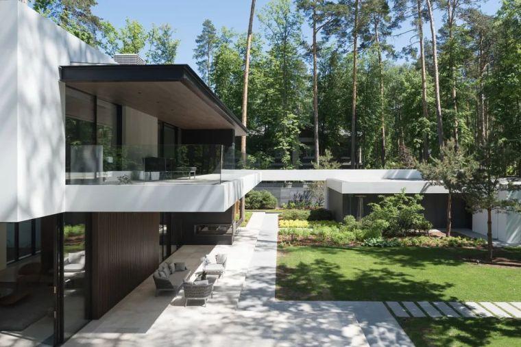 国外的超级别墅,都喜欢这样设计!_5