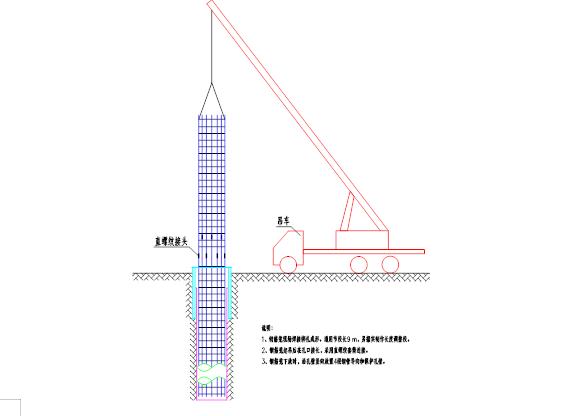 中交桥梁钻孔灌注桩专项施工方案(53页)
