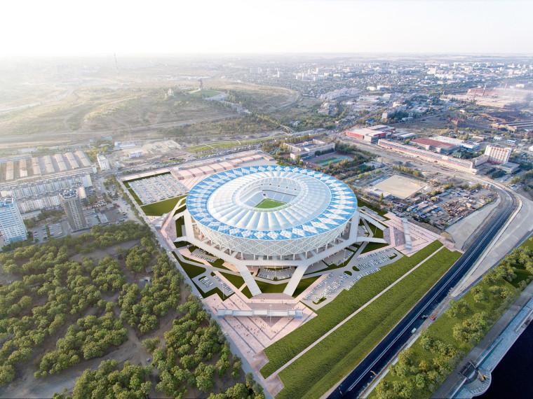 俄罗斯伏尔加格勒体育场