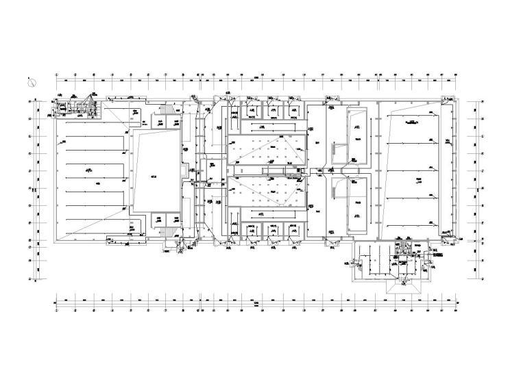 广州炉渣综合处理厂电气施工图(2020)
