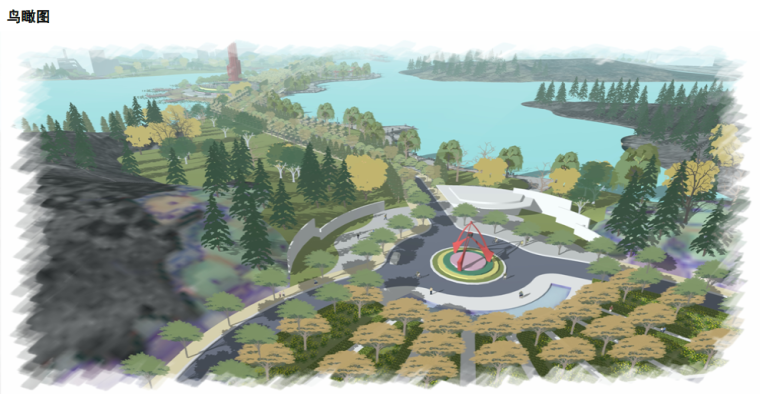[江苏]南京工程学院校园景观设计方案