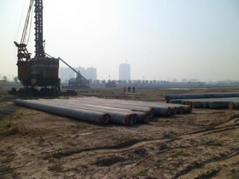不同桩基础施工要点与质量控制